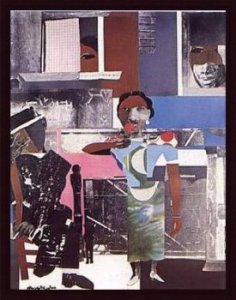 Romare Bearden Foundation Lesson_Personal Blog