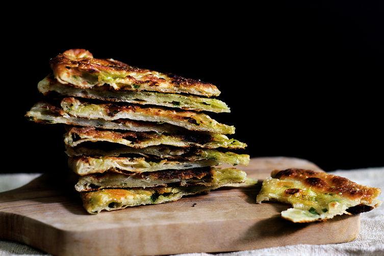 Scallion-Pancake