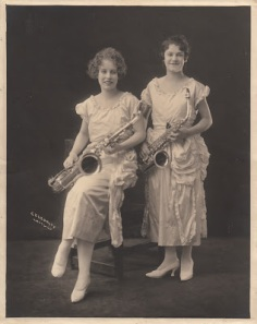 Women Saxophone Players