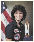 First Woman Astronaut ~ Sally Ride