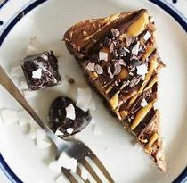 Raw-Chocolate-Cheesecake by Chef Jolinda Hackett