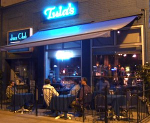 Tulas- Jazz Club in Seattle Washington