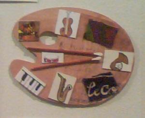 Jazz Palette by Jannat Marie