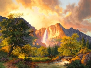 Courtesy of Creative Commons Wild and beautiful painting