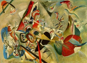 For Kandinsky-Great grandson Anton S. Kandinsky
