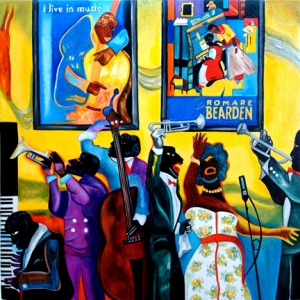Live in Music Inspired by Romare Bearden, by k Madison Moore