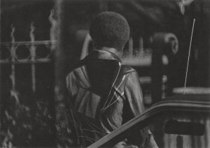 Roy Decarava's Boy in printed shirt, New York, 1978 Flickr Share