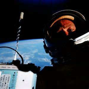 First Space Selfie Courtesy of Pinterest