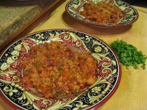 Roasted Winter Vegetable Jambala with garden grown root veggies.  Courtesy a la pinterest.com