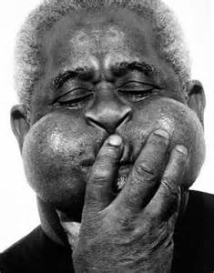 Dizzy Gillespie ~ This is how I remember him!  Courtesy of  http://dialogosdosubsolo.blogspot.com/