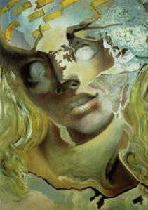 Salvador Dali's Exploded-Head