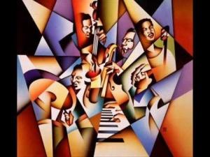 Jazz Abstract Courtesy of Pinterestdotcom
