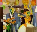 Romare Bearden Collage1