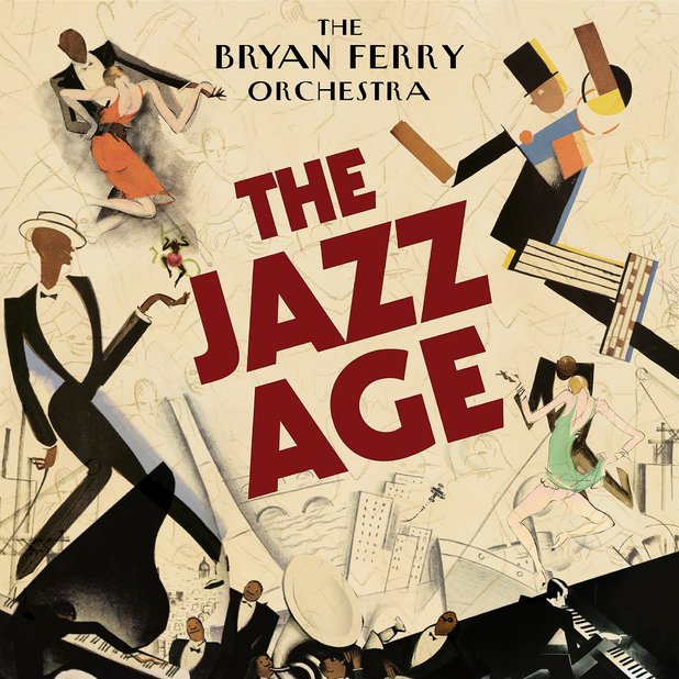 Bryan Ferry Orchestra in the 1920s Style