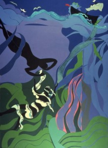 Romare Bearden Odyssey - a trip of self discovery