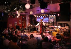 Iridium Jazz Club Courtesy of Elements of Jazz dot com