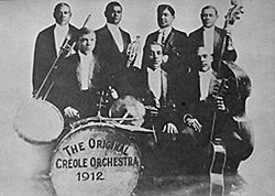The Original Creole Orchestra 1912