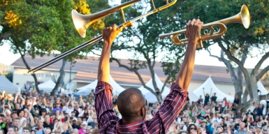 Photo courtesy of Monterey Jazz Festival