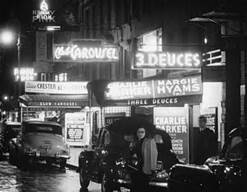 52nd Street_New York 1948 Courtesy of wikipediadotorg