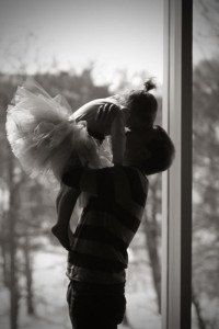 A Dad is a son's first hero and a daughter's first love- Courtesy of Pinterest