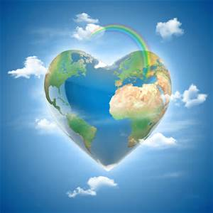 World Peace Heart Courtesy of the powerofoneness[dot]com