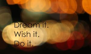 Make Dreams Come True Courtesy of rickyahuja.com